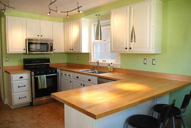 Simple Kitchen Remodeling To Design Simple Kitchen Space ...
